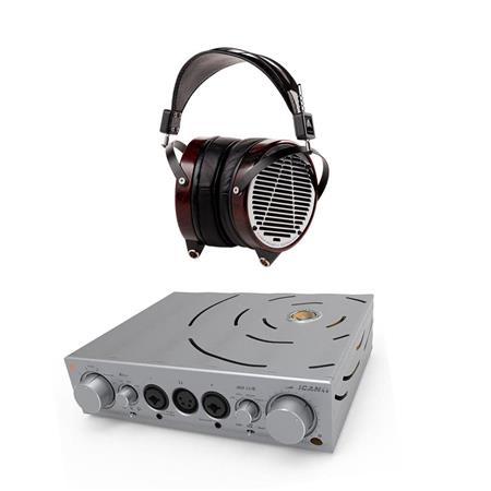 Audeze LCD-4 Over-Ear RCA Headphones Bundle