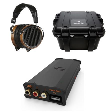 Audeze LCD-2 Headphones w/iFi USB DAC/Amp for $995 with free shipping online deal
