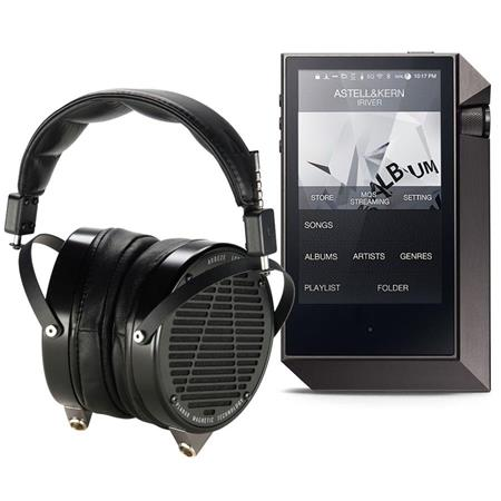 AUDEZE LCD-X Magnetic Headphones Bundle