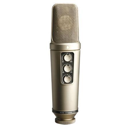Rode Microphones NT2000: Picture 1 regular