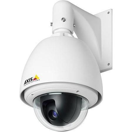 Axis Communications 215 PTZ-E Outdoor PTZ Network 0306-001
