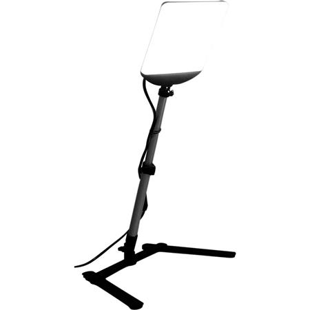Alzo Digital 100 Led Light With Table Stand For Product Photography 5500k