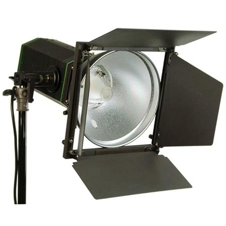 Alzo Digital 3000 High Intensity Daylight Led Video And Photo Light With 10 Aluminum Stand 4x Vane Barndoors