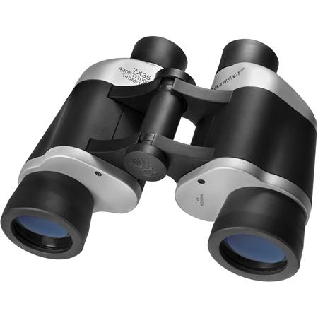 AB10304 Barska Focus Free 7x35 Binoculars w// Case