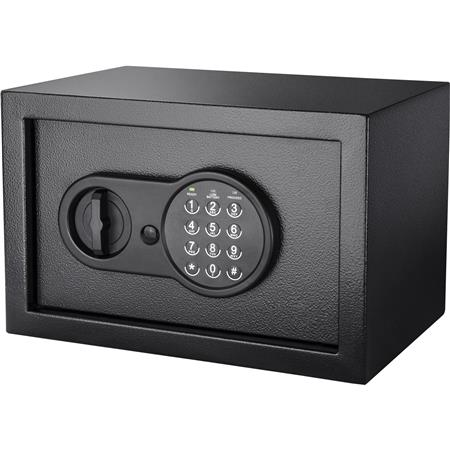 barska cubic foot compact keypad safe black ax12616. Black Bedroom Furniture Sets. Home Design Ideas