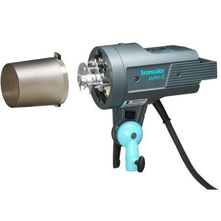 Broncolor Pulso G 3200 WS Lamphead: Picture 1 regular