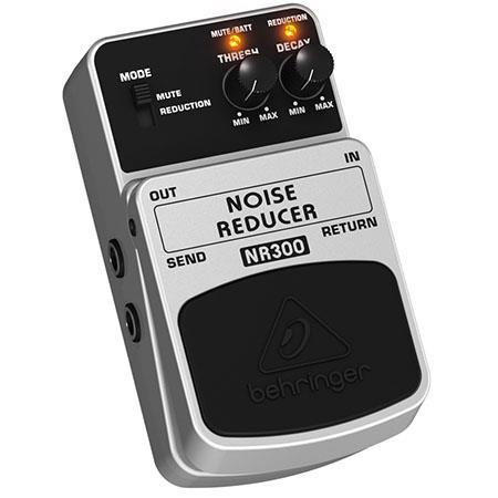 behringer noise reducer nr300 effects pedal nr300 adorama. Black Bedroom Furniture Sets. Home Design Ideas