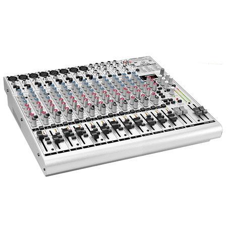 Behringer Eurorack UB2222FX-PRO Ultra-Low Noise De UB2222FXPRO