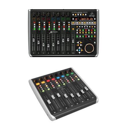 Behringer X-Touch Universal Control Surface W/ X-Touch Extender MIDI  Controller