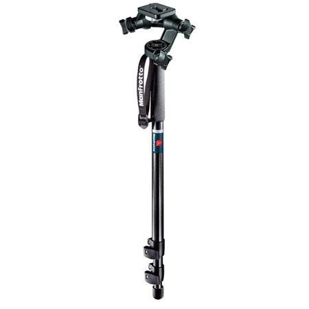 Manfrotto 3 Section Monopod 679B: Picture 1 regular