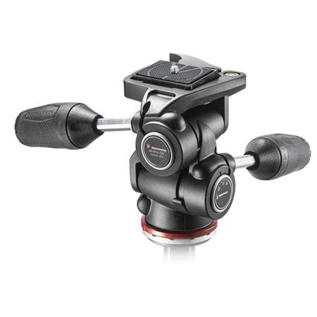 Manfrotto MH804-3W 3-Way Pan/Tilt Head with Quick Release MH804-3WUS