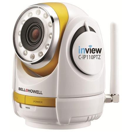 Bell & Howell C-IP110PTZ InView HD Wi-Fi Cloud Recording