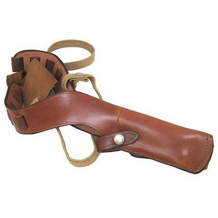 Bianchi X15 Left Hand Shoulder Holster Rig for Colt, Ruger Single Action,  S&W K, L, N-Frame Revolvers with 6