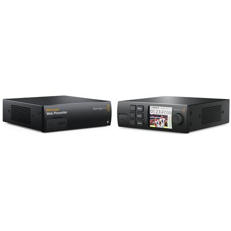 Blackmagic Design Web Presenter W Blackmagic Design Teranex Mini Smart Panel Bdlkwebptr A
