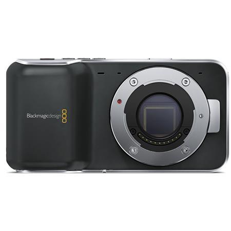 Blackmagic Design Blackmagic Pocket Cinema Camera Body Only Mft Cinecampochdmft