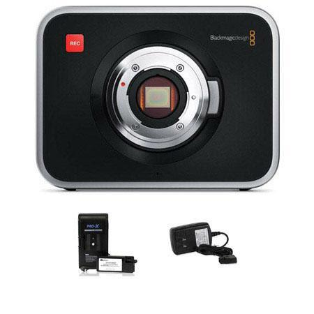 Blackmagic Design Blackmagic Cinema Camera: Picture 1 regular