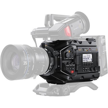 Blackmagic Design URSA Mini Pro 4 6K 2nd Generation Digital Cinema Camera