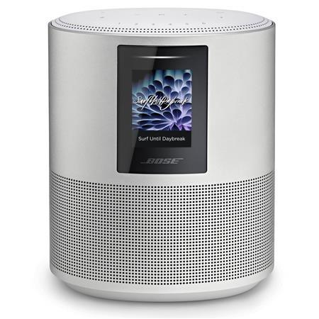 Bose Home Speaker 500 Wireless Speaker With Built In Amazon Alexa Luxe Silver
