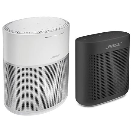 Bose Home Speaker 300 Silver W Soundlink Color Bluetooth Speaker Ii Soft Black 808429 1300 D