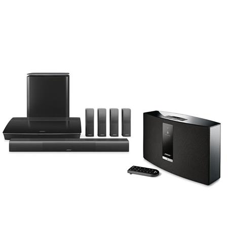 Bose Lifestyle 650 Home Theater System with Bose SoundTouch 20 ... 307377d5fbe62