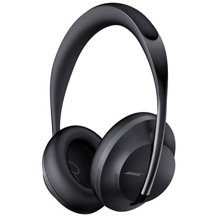 Bose Headphones 700 Noise-Canceling Bluetooth Headphones, Black