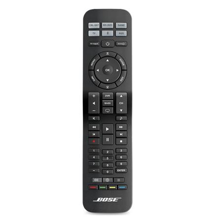 Bose Rc Pws Iii Universal Remote Control For Solo Tv Sound Systems Cinemate Home Theater Speaker