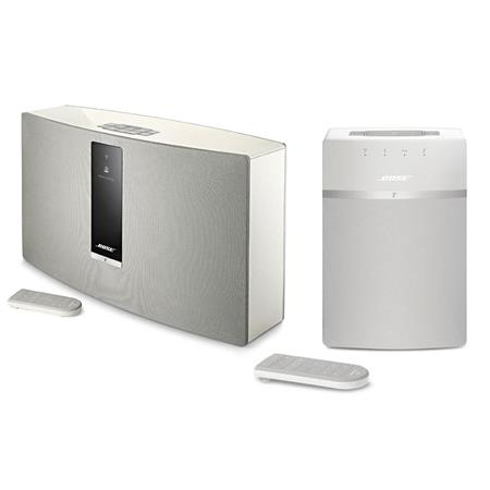 Bose SoundTouch 30 Series III Wireless Music System with SoundTouch 10  Music Sys
