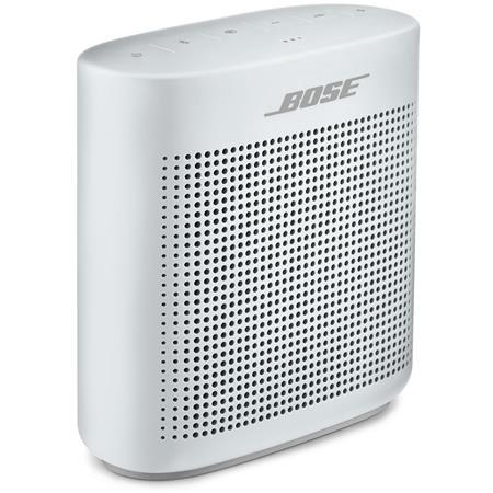 Bose SoundLink Color Bluetooth Speaker II, Pearl White