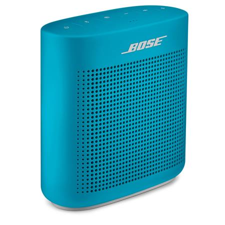 Bose Soundlink Color Bluetooth Speaker Ii Aqua Blue 752195 0500