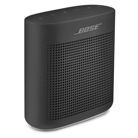 Bose SoundLink Color Bluetooth Speaker II, Soft Black