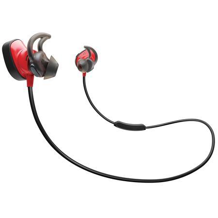 d6a511e10d89f3 Bose SoundSport Pulse Wireless In-Ear Headphones, Red 762518-0010