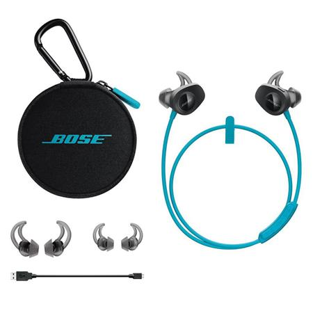 94cb01106b2 Bose SoundSport Wireless Headphones - Aqua 761529-0020 - Adorama