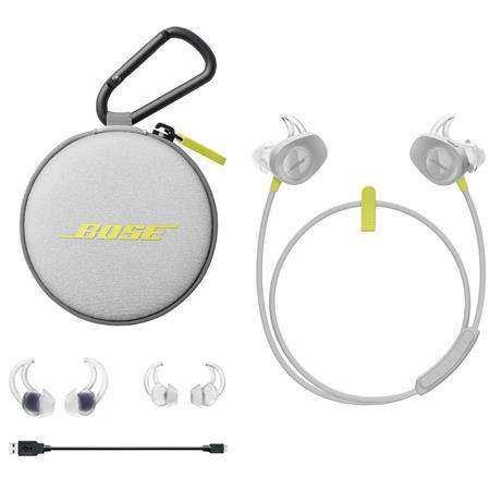 5a46aee4f51 Bose SoundSport Wireless Headphones - Citron 761529-0030 - Adorama