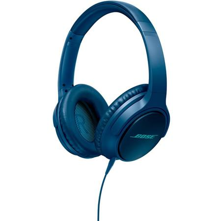 76e54135f65 Bose SoundTrue Around-Ear Headphones II for Apple Devices, Navy Blue ...