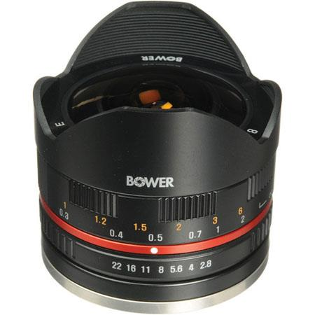 Bower 8mm f/2.8: Picture 1 regular