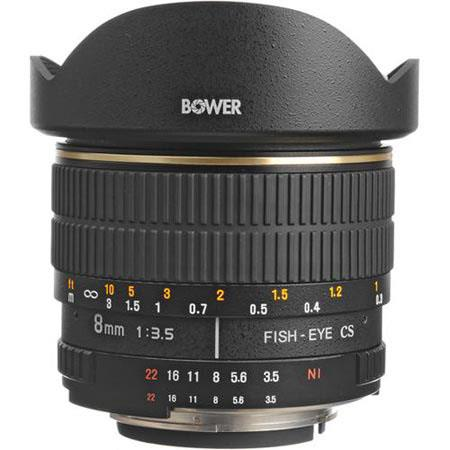Bower 8mm f/3.5: Picture 1 regular