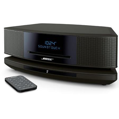 bose wave soundtouch music system iv espresso black 738031 1710. Black Bedroom Furniture Sets. Home Design Ideas