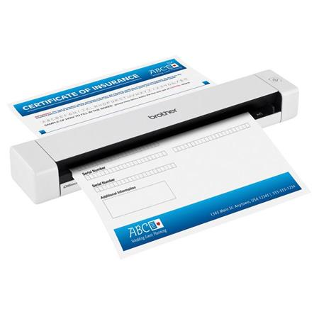 Brother Dsmobile 620 Mobile Color Page Scanner Ds 620