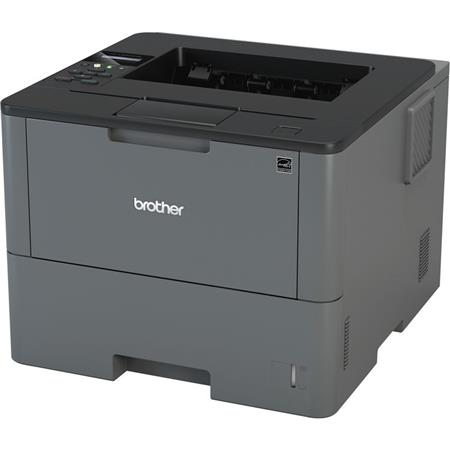 Brother HL-L6200DW Monochrome Laser Printer with Wireless Networking,  Duplex Printing, 48 ppm, 1200x1200 dpi, 520 Sheet Standard Capacity