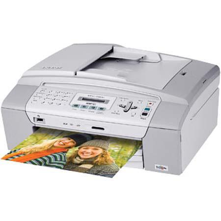 brother mfc 290c all in one color inkjet multi function center with fax pc fax print copy. Black Bedroom Furniture Sets. Home Design Ideas