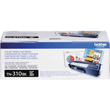 Brother Black Toner Cartridge: Picture 1 regular