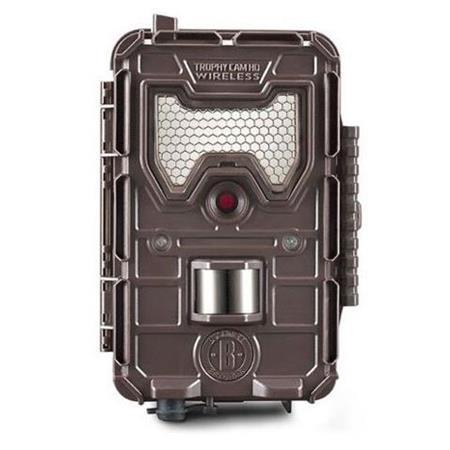 Bushnell 14MP Trophy Cam HD Aggressor Wireless Trail Camera, Tan ...