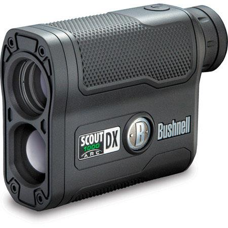 Bushnell Scout DX 1000 ARC 6 x 21mm Laser Rangefinder (Black)