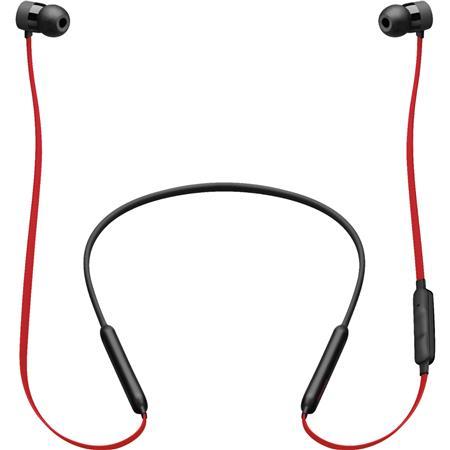 Beats By Dr Dre Beatsx In Ear Bluetooth Earphones Defiant Black Red Mx7x2ll A