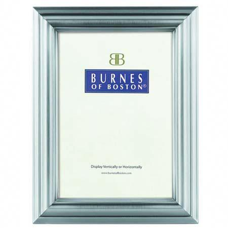 Burnes of Boston Jamestown, Metal Picture Frame for a 5\