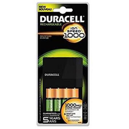 Duracell 1000 charger black occidental tool bags