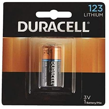 Duracell 123A: Picture 1 regular
