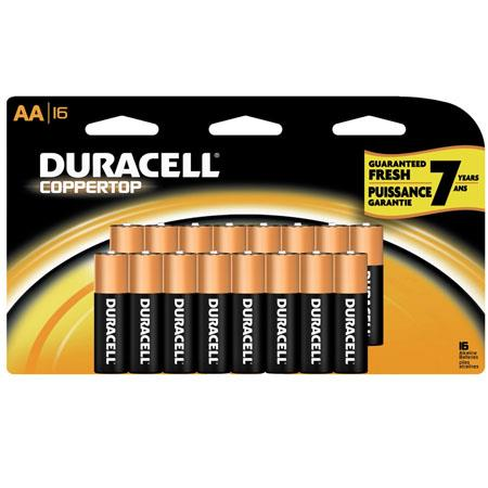 Duracell AA: Picture 1 regular