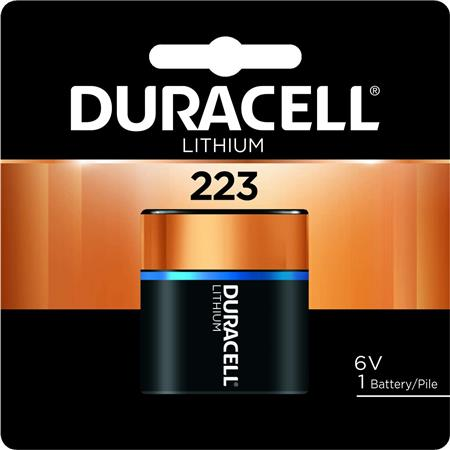 Duracell 223: Picture 1 regular