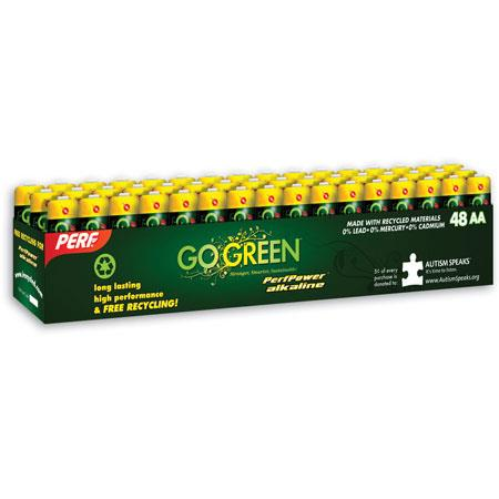PerfPower Go Green AA: Picture 1 regular